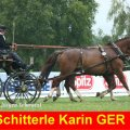 Schitterle Karin GER 7th Place CAI-A Altenfelden , Golden Wheel Trophy 